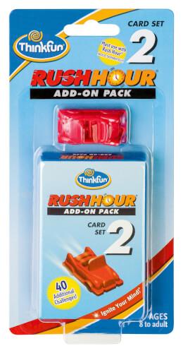 ThinkFun 76333 Rush Hour® 2 Erweiterungsset