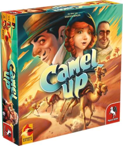 Camel Up 2. Edition