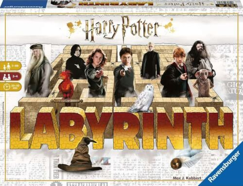 Ravensburger 26031 Harry Potter Labyrinth