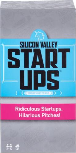 Mattel GGT57 Silicon Valley Start-Ups Spiel