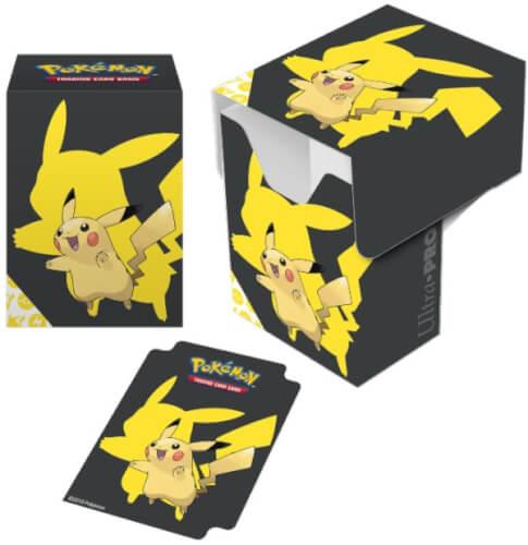 Ultra Pro Pokémon Pikachu 2019 Deck Box