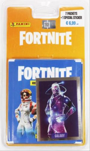 Panini Fortnite Sticker-Blister
