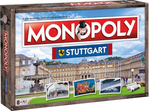 Winning Moves Monopoly Stuttgart