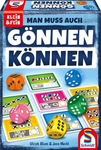Schmidt Spiele Man muss auch gönnen können