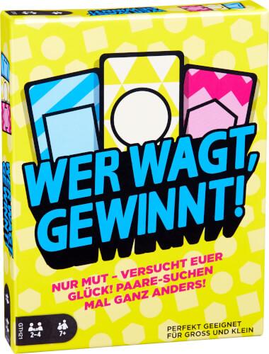 Mattel GTH21 Wer wagt, gewinnt!