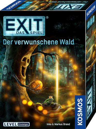Kosmos EXIT Das Spiel - Der verwunschene Wald (Einsteiger)