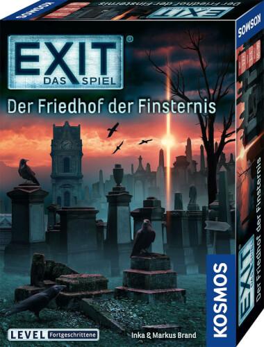 Kosmos EXIT Das Spiel - Der Friedhof der Finsternis (Fortgeschrittene)