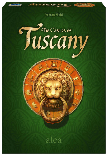 Ravensburger 26916 The Castles of Tuscany