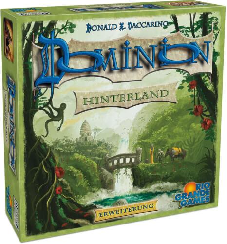 Dominion Erweiterung Hinterland