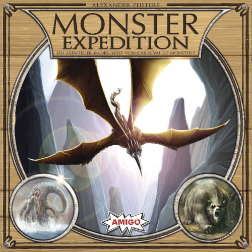 AMIGO 02054 Monster Expedition