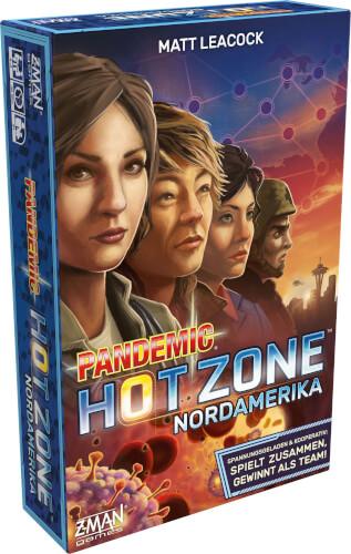 Pandemic Hot Zone: Nordamerika