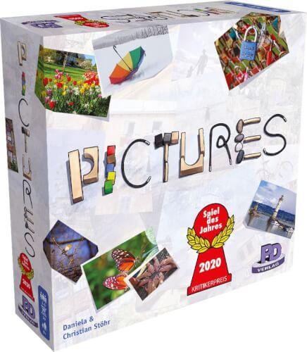 Pictures Spiel des Jahres 2020 (Pegasus)
