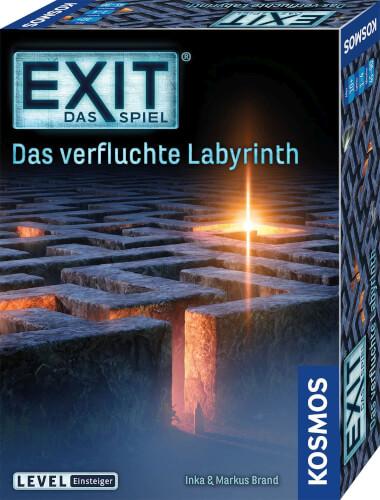 Kosmos EXIT - Das verfluchte Labyrinth (Einsteiger)