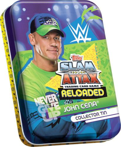 WWE Slam Attax 13 Mini Tin