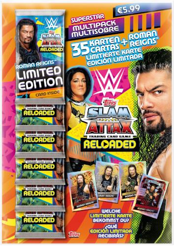 WWE Slam Attax 13 Multipack