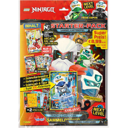 LEGO Ninjago 5 ''Next Level'' Starterpack