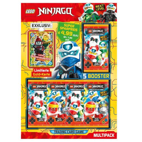 LEGO Ninjago 5 ''Next Level'' Multipack