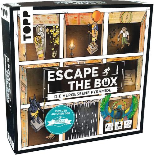 TOPP Escape The Box - Die vergessene Pyramide