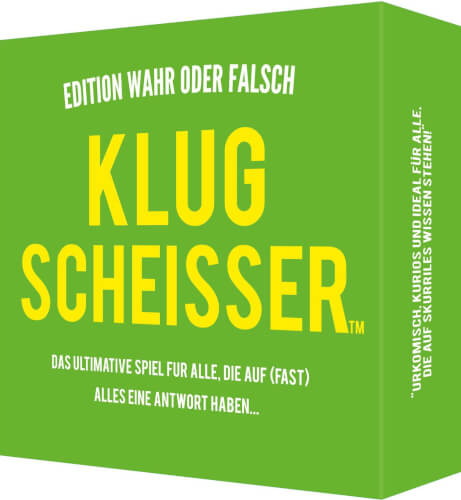 Klugscheisser - Wahr oder Falsch Edition