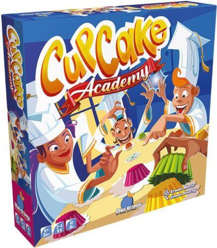 Asmodee Cupcake Academy