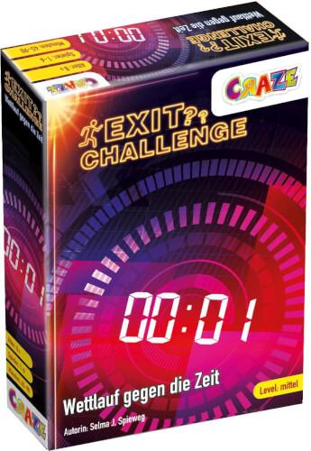 CRAZE EXIT CHALLENGE Wettlauf gegen die Zeit