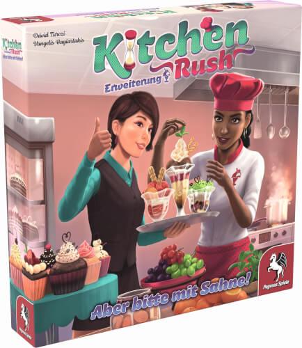 Kitchen Rush: Aber bitte mit Sahne! [Erweiterung]