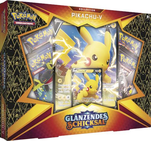 Pokémon SWSH04.5 V Box
