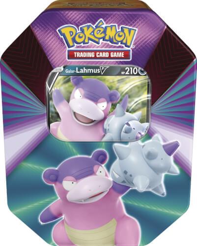 Spin Master Pokémon Spring Tin 2