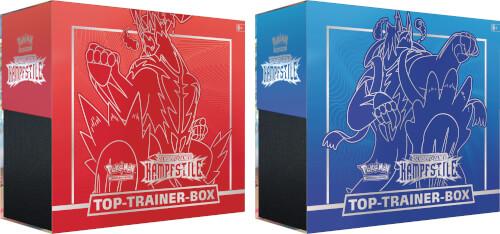 Pokémon SWSH05 Top-Trainer Box DE