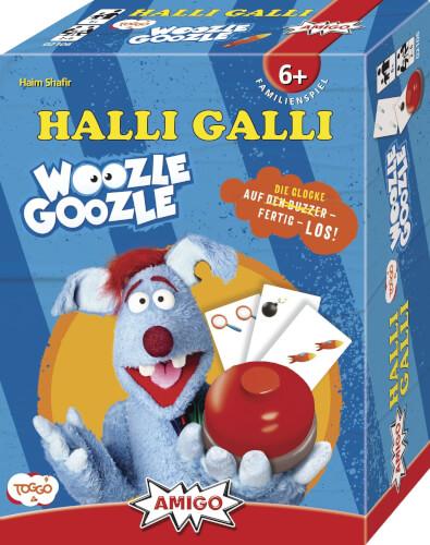 AMIGO 02106 Halli Galli Woozle Goozle
