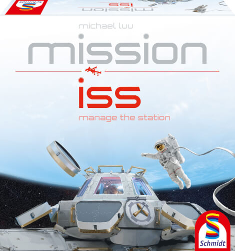 Schmidt Spiele 49393 MISSION ISS