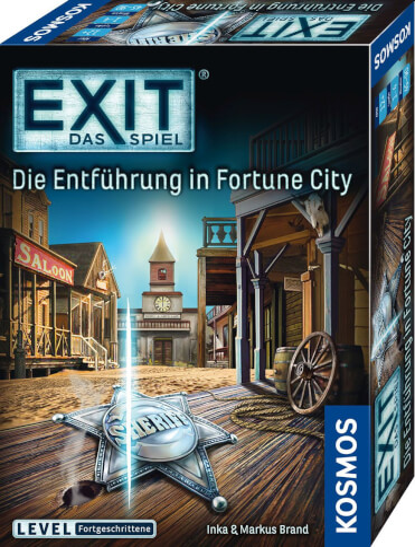 Kosmos EXIT - Die Entführung in Fortune City (Fortgeschrittene)