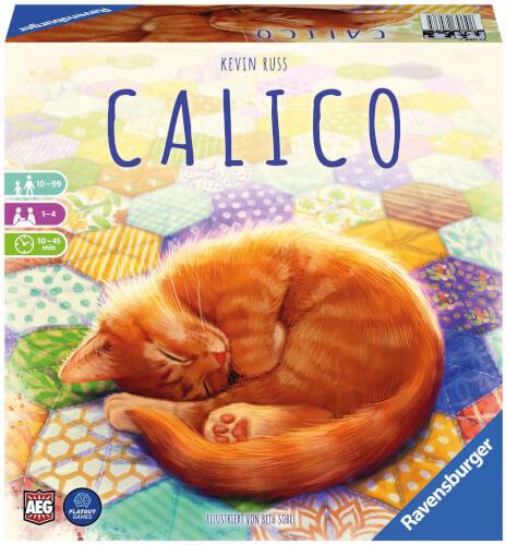 Ravensburger 27038 Calico