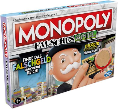 Hasbro F2674100 Monopoly Falsches Spiel