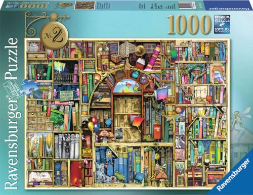 Ravensburger 19418 Puzzle Magisches Bücherregal Nr. 2 1000 Teile