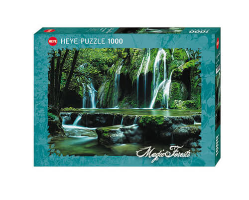 Puzzle Cascades Standard 1000 Teile