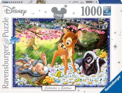 Ravensburger 19677 Puzzle: Bambi 1000 Teile