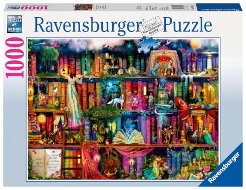 Ravensburger 19684 Puzzle Magische Märchenstunde 1000 Teile