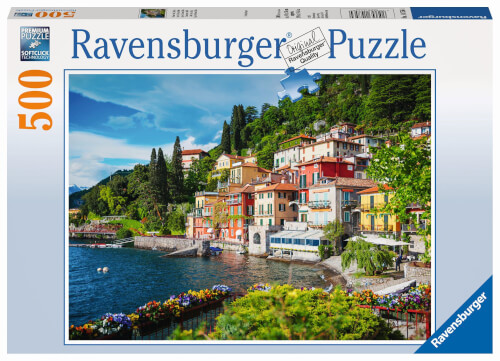 Ravensburger 14756 Puzzle: Comer See, Italien 500 Teile