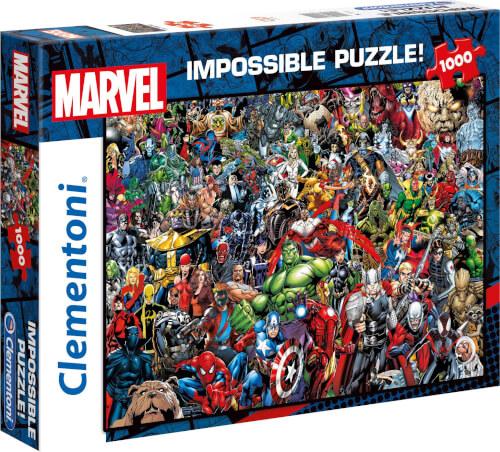 Clementoni Puzzle Impossible 1000 Teile