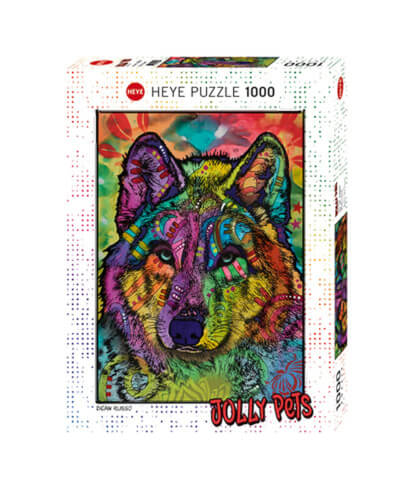 Puzzle Wolf''s Soul Standard 1000 Teile