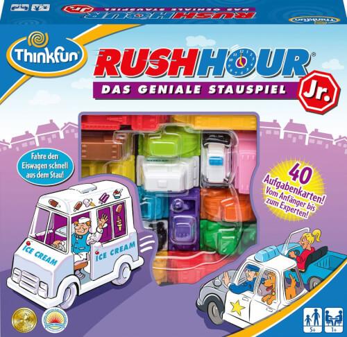 ThinkFun 76303 Rush Hour® Junior
