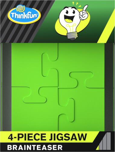 ThinkFun 76387 Thinkfun A-Ha! 4-Piece Jigsaw