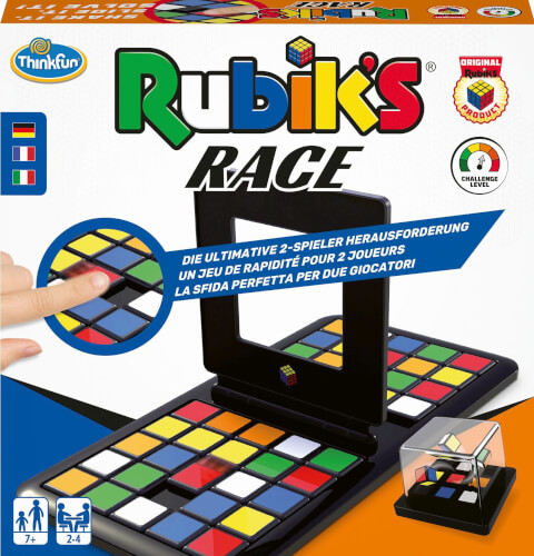 ThinkFun 76399 Rubik's Race