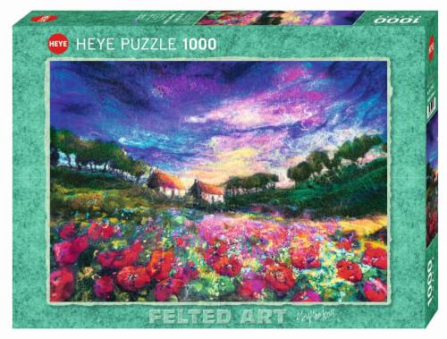 Sundown Poppies