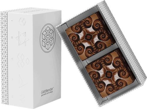 GeoBender® Cube  2er Geschenkbox ''Nautilus®''