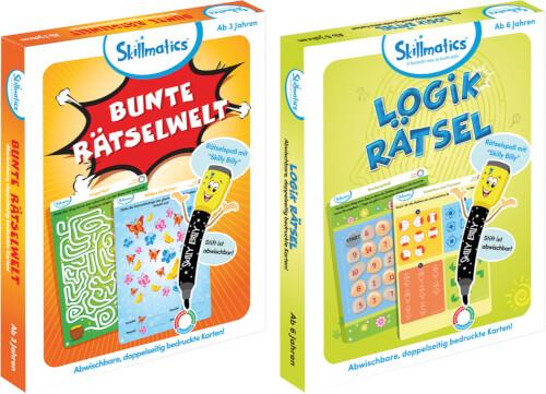 Skillmatics 2-fach sortiert