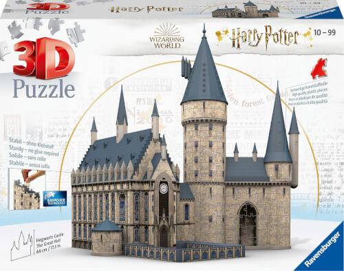 Ravensburger 11259 Puzzle Harry Potter Hogwarts Schloss - Die Groß