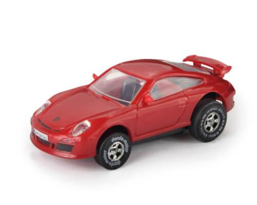 Porsche GT3 rot