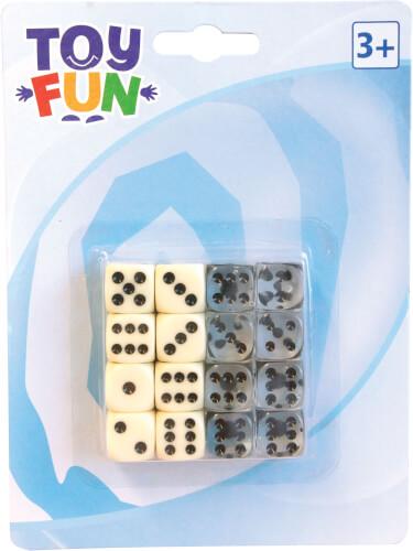 Toy Fun Würfel 20 Stück